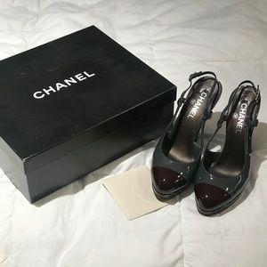 Chamelle heels